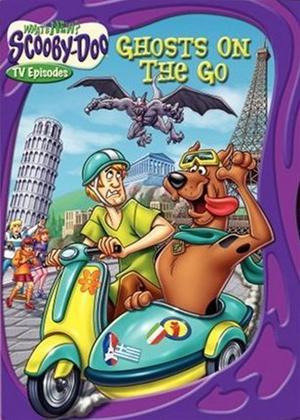 Rent Scooby Doo: Ghosts on the Go Online DVD Rental
