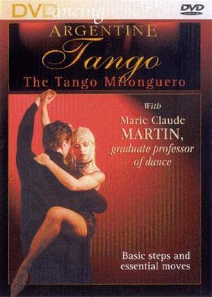 Rent The Tango Milonguero Online DVD Rental