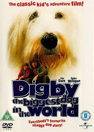 Rent Digby: Biggest Dog in the World Online DVD Rental