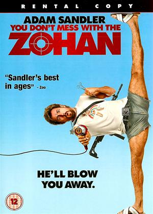 You Don't Mess with the Zohan Online DVD Rental
