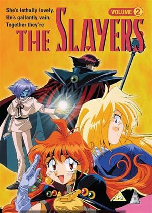 Rent The Slayers: Vol.2 Online DVD Rental