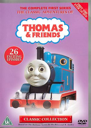 Rent Thomas and Friends: Series 1 Online DVD Rental