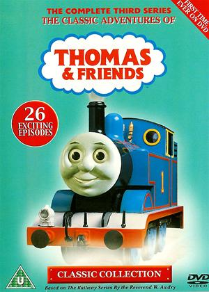 Rent Thomas and Friends: Series 3 Online DVD Rental