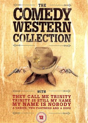 Rent They Call Me Trinity / Trinity is Still My Name Online DVD Rental