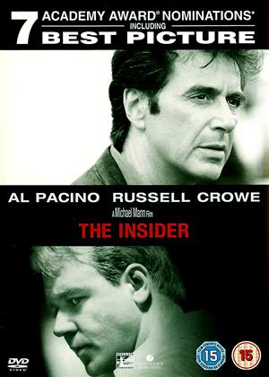 Rent The Insider Online DVD Rental