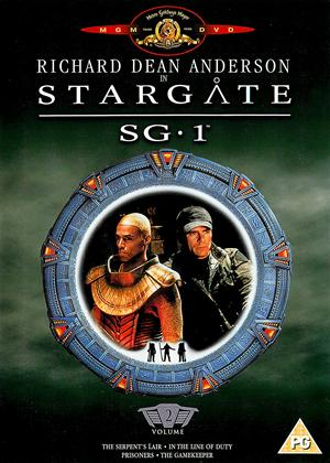 Rent Stargate SG-1: Series 2: Vol.2 Online DVD Rental