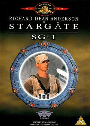 Rent Stargate SG-1: Series 2: Vol.6 Online DVD Rental