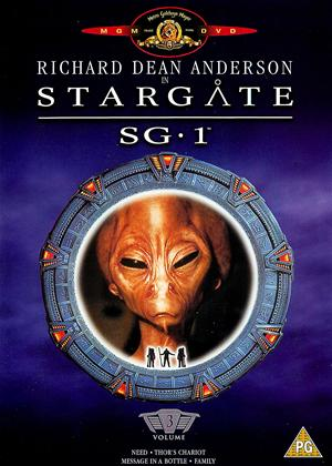 Rent Stargate SG-1: Series 2: Vol.3 Online DVD Rental