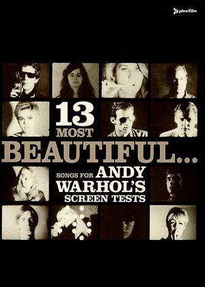 Rent 13 Most Beautiful Songs from Andy Warhol Screen Tests Online DVD Rental