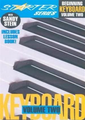 Rent Starter Series: Beginning Keyboard: Vol.2 Online DVD Rental