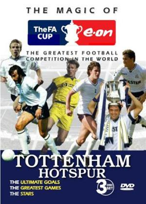 Rent Tottenham: Magic of the F.A.Cup Online DVD & Blu-ray Rental