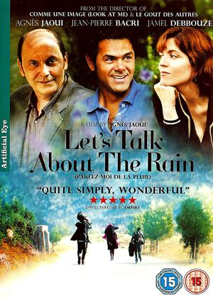 Rent Let's Talk About the Rain (aka Parlez-moi de la pluie) Online DVD Rental