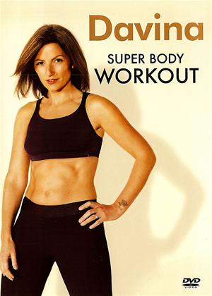 Rent Davina Super Body Workout Online DVD Rental