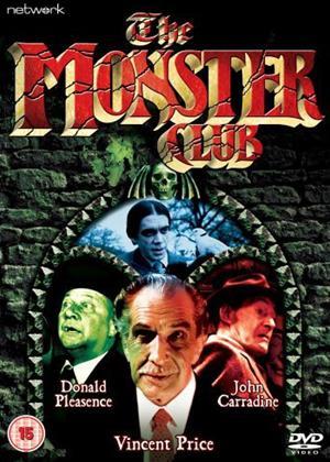 Rent The Monster Club Online DVD Rental