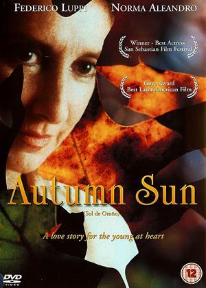 Rent Autumn Sun Online DVD Rental
