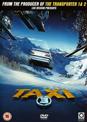 Rent Taxi 3 Online DVD Rental