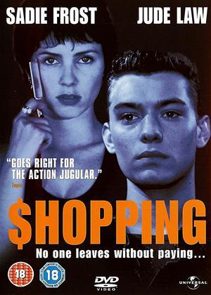 Rent Shopping Online DVD & Blu-ray Rental