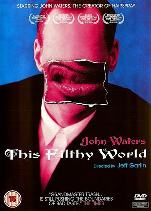 Rent John Waters: This Filthy World Online DVD Rental