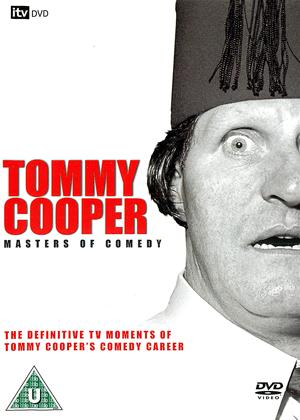 Rent Tommy Cooper: Masters of Comedy Online DVD Rental