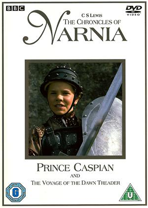 Rent Chronicles of Narnia: Prince Caspian/Voyage of the Dawn Treader Online DVD Rental