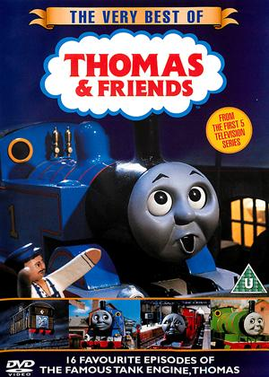 Rent Thomas and Friends: The Very Best Of Online DVD Rental