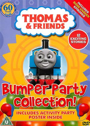 Rent Thomas and Friends: Bumper Party Collection Online DVD Rental
