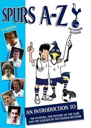 Rent Tottenham Hotspur: A to Z Online DVD & Blu-ray Rental