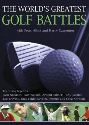 Rent Worlds Greatest Golf Battles Online DVD Rental