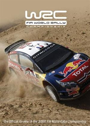 Rent Wrc 2008 Fia World Rally Championship Online DVD Rental