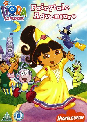 Rent Dora the Explorer: Fairytale Adventure Online DVD Rental