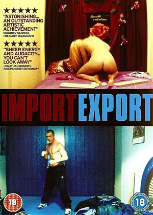 Import/Export Online DVD Rental