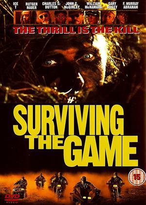 Rent Surviving the Game Online DVD & Blu-ray Rental