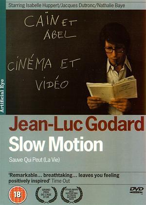 Rent Slow Motion (aka Sauve Qui Peut: La Vie) Online DVD Rental
