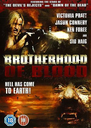 Rent Brotherhood of Blood Online DVD Rental