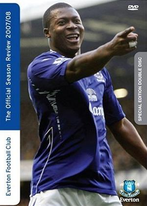 Rent Everton: Series 2007/2008 Online DVD Rental
