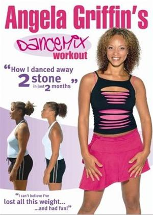 Rent Angela Griffin: Dance Workout Online DVD Rental