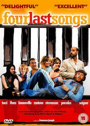 Rent Four Last Songs Online DVD Rental