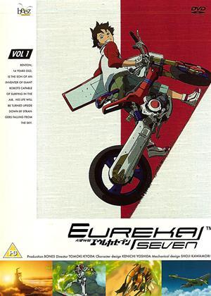 Rent Eureka Seven 1 Online DVD Rental