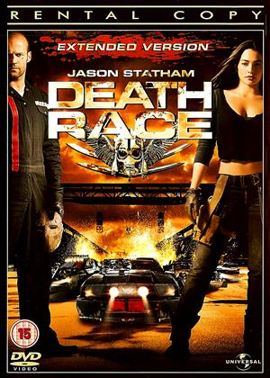 Death Race Online DVD Rental