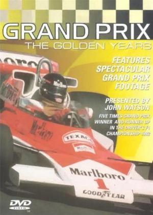 Rent Grand Prix: The Golden Years Online DVD Rental