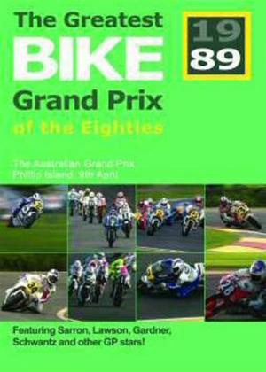 Rent Great Bike GPs of the 80s: Australia 1989 Online DVD Rental