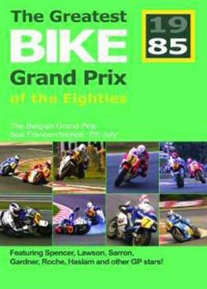 Rent Great Bike GPs of the 80s: Belgium 1985 Online DVD Rental