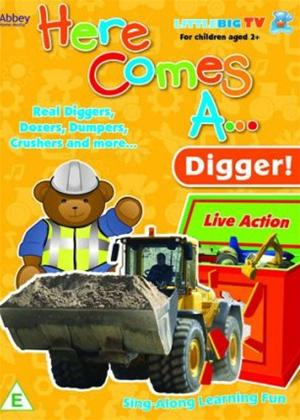 Rent Here Comes a Digger Online DVD & Blu-ray Rental