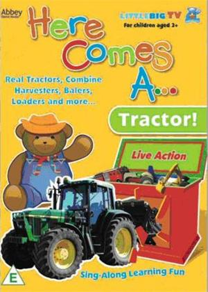 Rent Here Comes a Tractor Online DVD & Blu-ray Rental