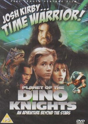 Rent Josh Kirby Time Warrior!: Planet of the Dino Knights Online DVD Rental