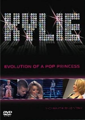 Rent Kylie Minogue: Evolution of a Pop Princess Online DVD Rental
