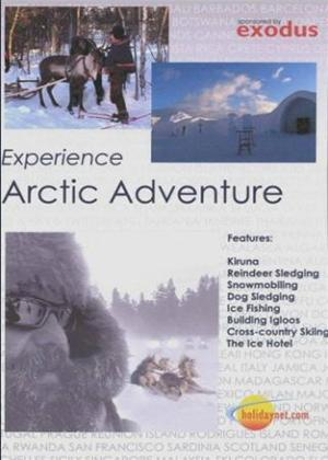 Rent Experience the Arctic Adventure Online DVD Rental