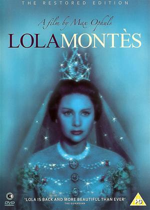 Rent Lola Montès (aka Lola Montes / The Sins of Lola Montes) Online DVD & Blu-ray Rental
