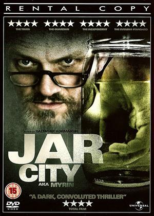 Jar City Online DVD Rental