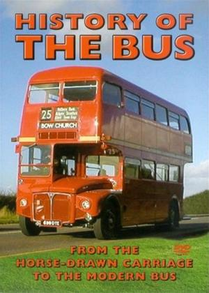 Rent History of the Bus Online DVD Rental